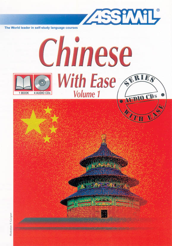 ASSIMIL Chinese With Ease 1 (Beginners) + 4 CDs