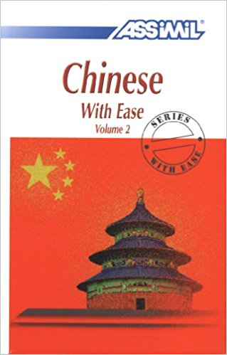 ASSIMIL Chinese With Ease 2 (Intermediate) + 4 CDs
