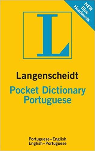 Portuguese Pocket Dictionary