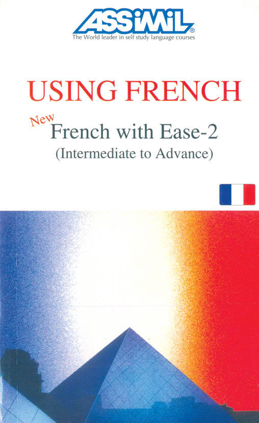 Assimil French with Ease (Intermediate): Book + 4 CDs