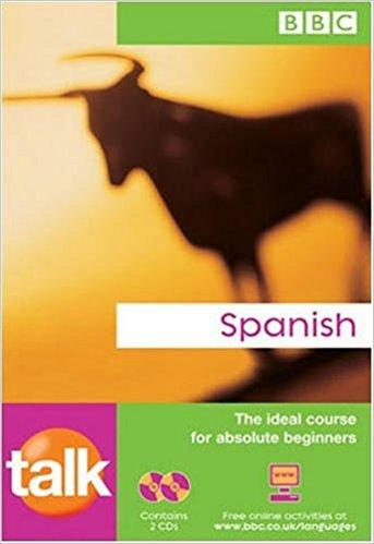 Talk Spanish Book with CD – BBC