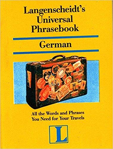 Langenscheidt Jiffy Universal Phrasebook
