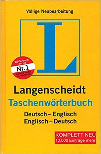Langenscheidt Taschenworterbuch (Compact)