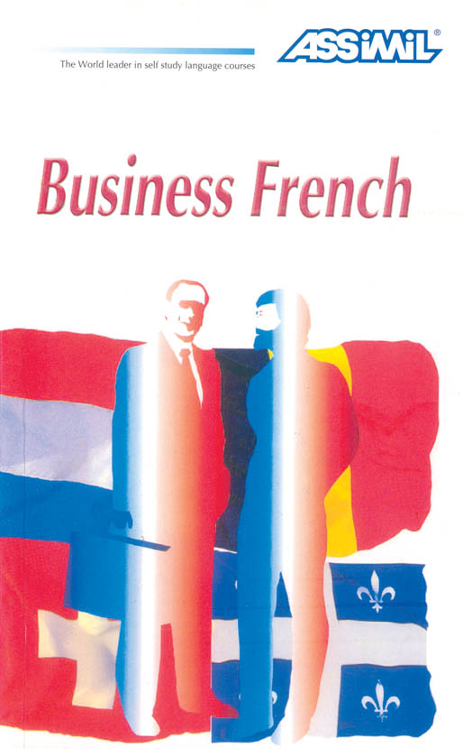 ASSIMIL Business French with Ease Book with 4 CDs