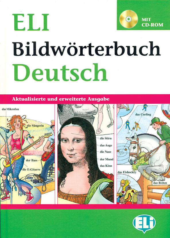 ELI Bildworterbuch Deutsch + CD