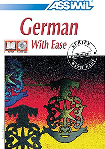 German with Ease, Book with 4 CDs – ASSIMIL