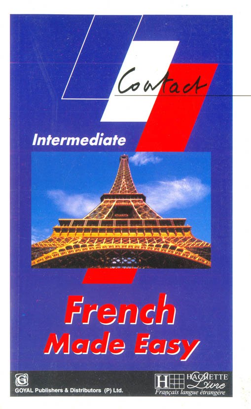 Hachette French Made Easy Intermediate Book with 2 CDs