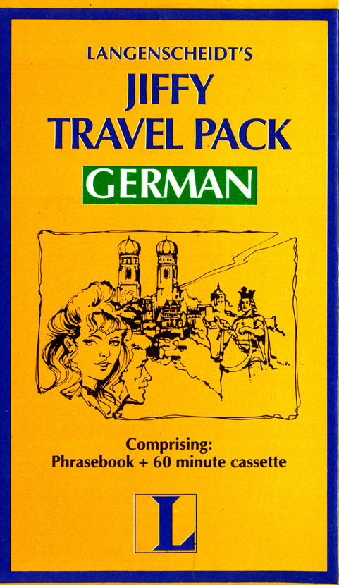 Jiffy Travel Pack – Langenscheidt