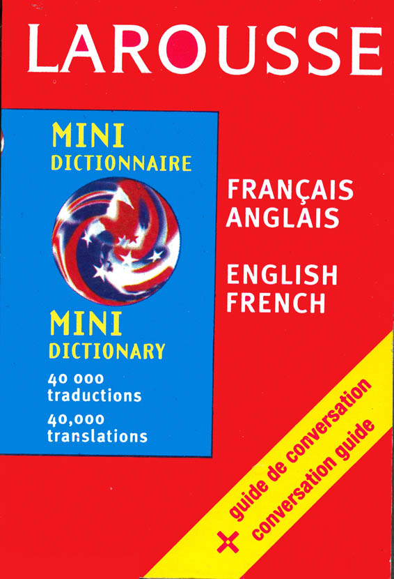 Mini Dictionary-Larousse