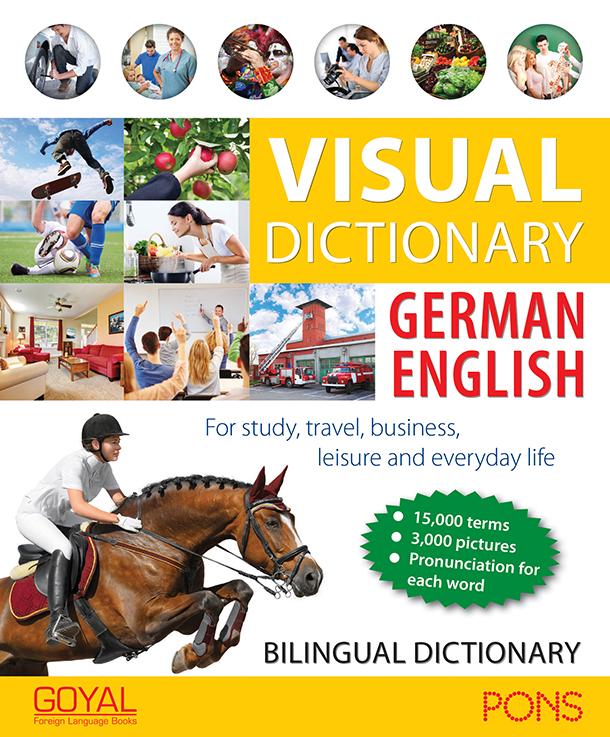 Visual Dictionary German English