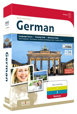 Learn German with STROKES EASY LEARNING