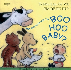 WHAT SHALL WE DO WITH THE BOO HOO BABY? (BILINGUAL)- Language Lizard