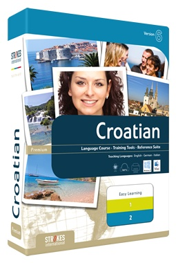Learn Croatian with Strokes Easy Learning