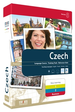 Learn Czech with Strokes Easy Learning