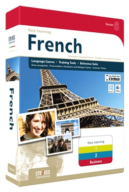 Learn French with Strokes Easy Learning