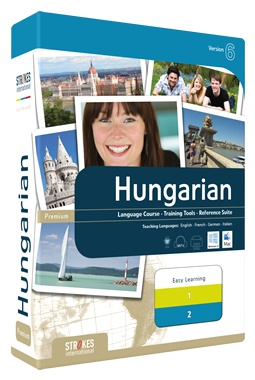 Learn Hungarian with Strokes Easy Learning