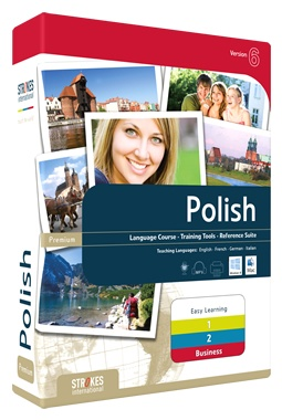 Learn Polish with Strokes Easy Learning