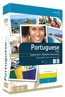 Learn Portuguese with Strokes Easy Learning