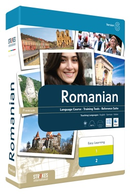 Learn Romanian with Strokes Easy Learning