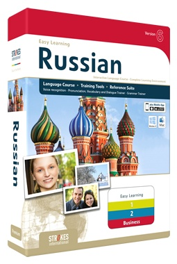Learn Russian with Strokes Easy Learning