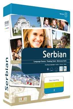 Learn Serbian with Strokes Easy Learning