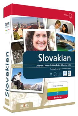 Learn Slovakian with Strokes Easy Learning