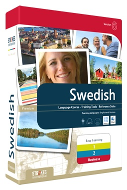 Learn Swedish with Strokes Easy Learning