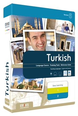 Learn Turkish with Strokes Easy Learning